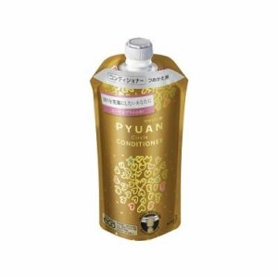(詰替え)メリット ピュアン サークル ピーチ&プラムの香り コンディショナー 詰替用(340ml)