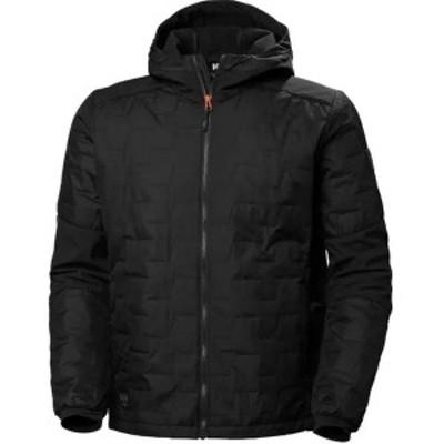 ヘリーハンセン メンズ ジャケット・ブルゾン アウター Kensington Hooded Lifaloft Jacket Black