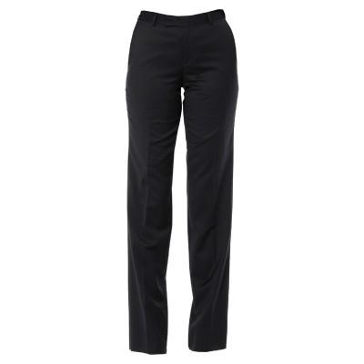 DKNY パンツ ブラック 28 ウール 100% パンツ