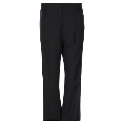 ZADIG & VOLTAIRE パンツ ブラック 40 バージンウール 100% / ポリエステル パンツ