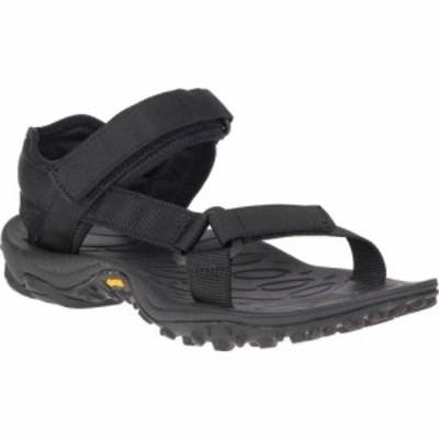 メレル Merrell レディース サンダル・ミュール シューズ・靴 Kahuna Web Active Sandal Black Nylon Webbing/Mesh