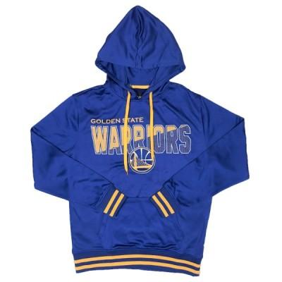 [並行輸入品] UNK アンク NBA Golden State Warriors ゴールデンステート ウォリアーズ プルオーバーパーカー