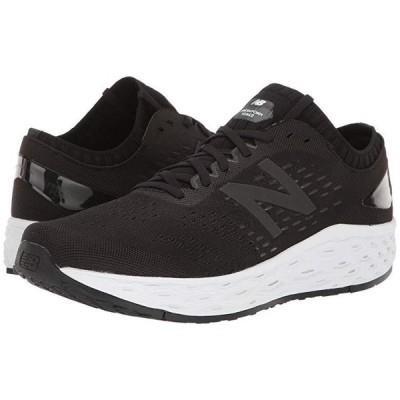 ニューバランス Fresh Foam Vongo v4 メンズ スニーカー 靴 シューズ Black/Black Metallic