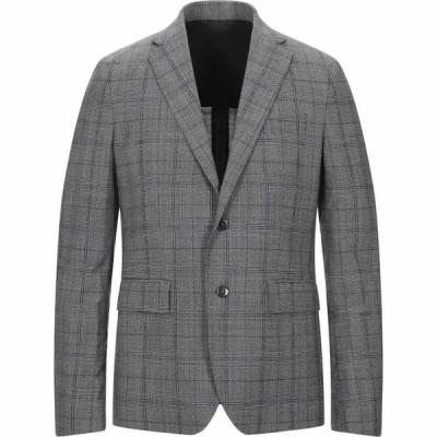 ブライアン デールズ BRIAN DALES メンズ スーツ・ジャケット アウター blazer Steel grey