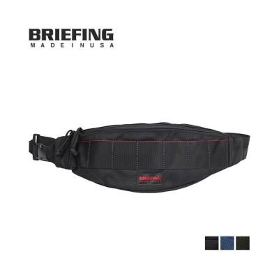 (BRIEFING/ブリーフィング)ブリーフィング BRIEFING ボディバッグ ウエストバッグ メンズ ブラック ネイビー 黒 BRF071219/メンズ ブラック