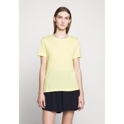 ブルンスバザー レディース Tシャツ トップス KATKA ALICIA TEE - Basic T-shirt - sunshine sunshine