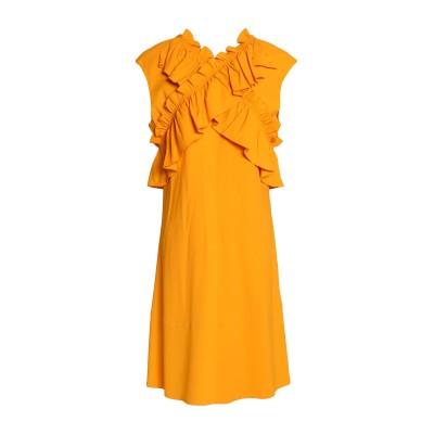 マルニ MARNI ミニワンピース&ドレス オークル 42 レーヨン 98% / ポリウレタン 2% ミニワンピース&ドレス
