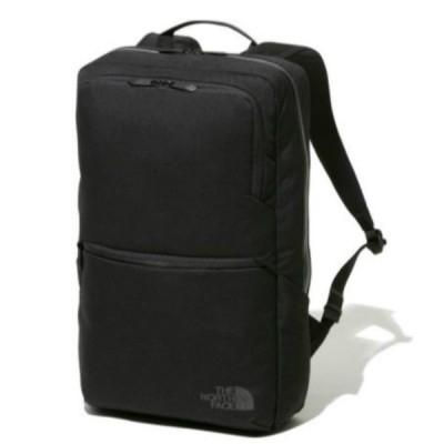 THE NORTH FACE ザノースフェイス バッグ リュック BAG かばん バックパック デイパック パソコン PC ビジネス 定番 シンプル 黒 ブラック 18L