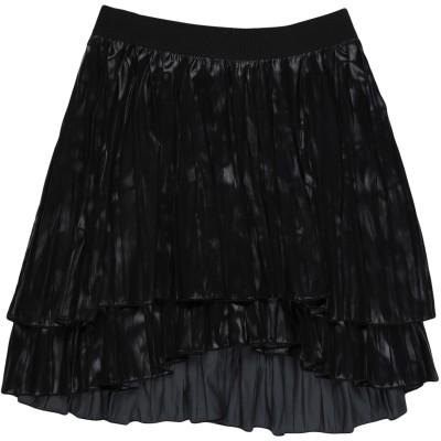 イザベル マラン ISABEL MARANT ミニスカート ブラック 40 ポリエステル 100% ミニスカート