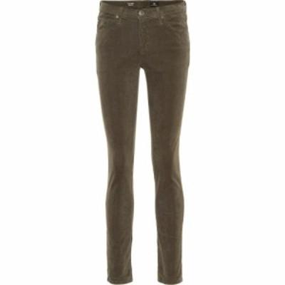 エージージーンズ AG Jeans レディース ジーンズ・デニム ボトムス・パンツ The Prima mid-rise skinny jeans DDAV