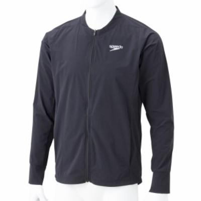 スピード Speedo 水泳ウェア ユニセックス アクロスドレークジャケット SA01921 2019SS