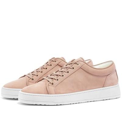 ETQ ETQ. Amsterdam メンズ スニーカー ローカット シューズ・靴 ETQ. Suede Low Top 1 Sneaker Pink Blush