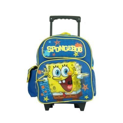 Small Rolling Backpack - Spongebob - Happy New School Boys Bag 802834 並行輸入品