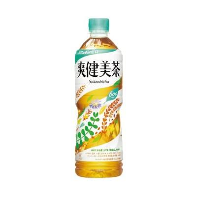 ※爽健美茶 600ml/24本 jtx 897138 コカコーラ 全国配送可