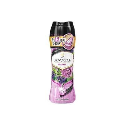 レノア ハピネス アロマジュエル 香りづけ専用ビーズ ヘビロテ服も新鮮な香り長続き ラベンダーブーケ 本体 520mL