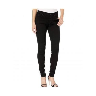 Hudson Jeans ハドソン ジーンズ レディース 女性用 ファッション ジーンズ デニム Nico Mid-Rise Super Skinny in Black - Black