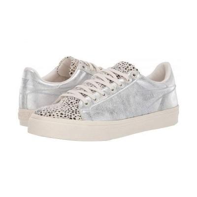 Gola ゴラ レディース 女性用 シューズ 靴 スニーカー 運動靴 Orchid II Cheetah - Off-White/Silver