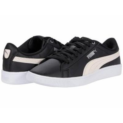 プーマ レディース スニーカー シューズ Vikky V2 ZB Puma Black/Rosewater/Puma Silver/Puma White