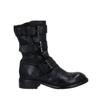 LEMARGO ショートブーツ ブラック 36 革 ショートブーツ