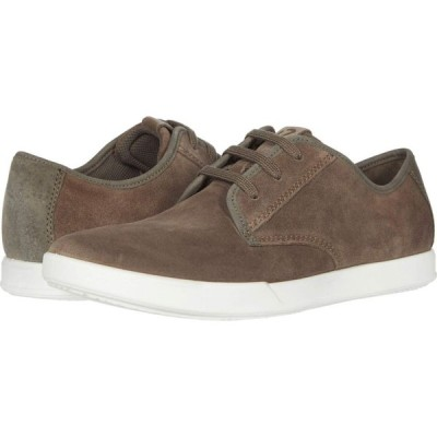 エコー ECCO メンズ スニーカー シューズ・靴 Collin 2.0 Simple Sneaker Dark Clay/Dark Clay