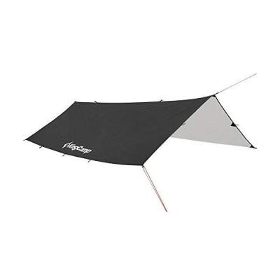 KingCamp Camping Tarp UPF50+ Lightweight Tent Tarp Hammock Shade for Camping Trips, Fishing, or Picnics Portable Waterproof