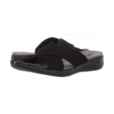 SoftWalk ソフトウォーク レディース 女性用 シューズ 靴 サンダル Tillman - Black 1