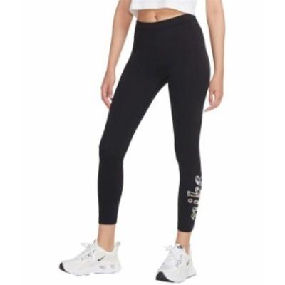 ナイキ レディース カジュアルパンツ ボトムス NSW Femme Leggings Black
