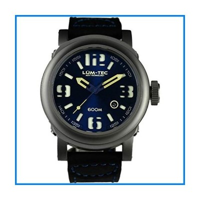 lum-tec Abyss 600Mシリーズ600M - 2Abyss Watch