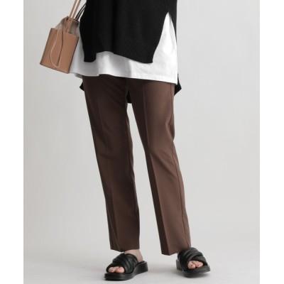 Andemiu / 【LサイズWEB限定】スリットテーパードパンツ950337 WOMEN パンツ > スラックス