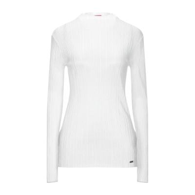 ゲス GUESS T シャツ ホワイト XS ポリエステル 100% T シャツ
