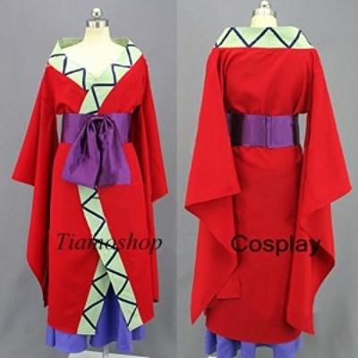 るろうに剣心   駒形由美  風★ コスプレ衣装 完全オーダメイドも対応可能 *K3970