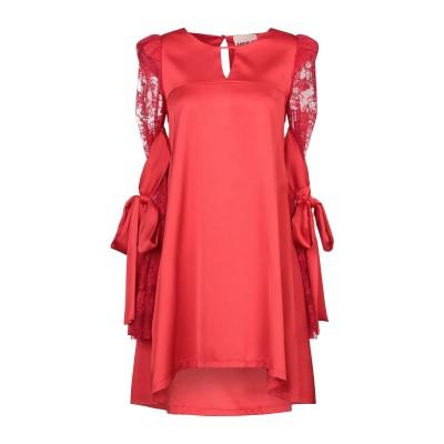 アニヤバイ ANIYE BY ミニワンピース&ドレス レッド XS ポリエステル 100% / ナイロン / ポリウレタン ミニワンピース&ドレス