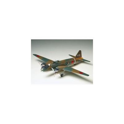 タミヤ 1/ 48 傑作機シリーズ 三菱 一式陸上攻撃機11型 G4M1 (61049) 返品種別B