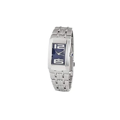 【新品】[女性用腕時計]Chronotech Womens Analogue Quartz Watch with Stainless Steel Strap