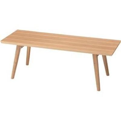 折りたたみ式 テーブル(エダ フォールディングテーブル) 長方形 木製 HOT-544NA
