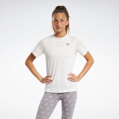 セール価格 返品可 リーボック公式 半袖Tシャツ Reebok トレーニング エッセンシャルズ イージー Tシャツ / Training Essentials Easy Tee