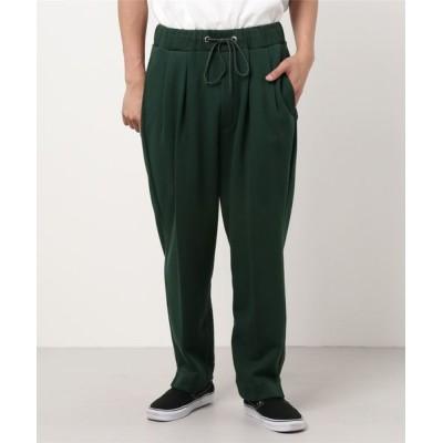 RAWLIFE / Robes&Confections/ローブス&コンフェクションズ/Tight Tension Cotton Sweat Tapered Easy Pants/ハイテンションジャージーテーパードイージーパンツ/DRC-P10-011 MEN パンツ > パンツ