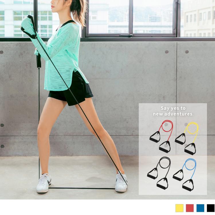 健身多功能彈力繩