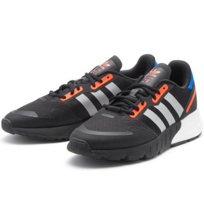 アディダス ゼットエックス adidas ZX コアブラック/オレンジ/ブルー/フットウェアホワイト FY5649 アディダスジャパン正規品