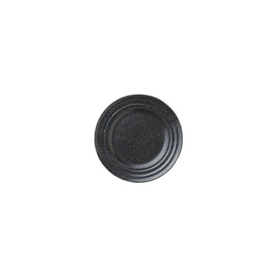 陶里 第30集 白30cm穴明プレート 70401-110