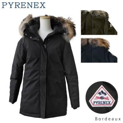 Pyrenex ピレネックス ボルドー  ダウンジャケット レディース HWK041