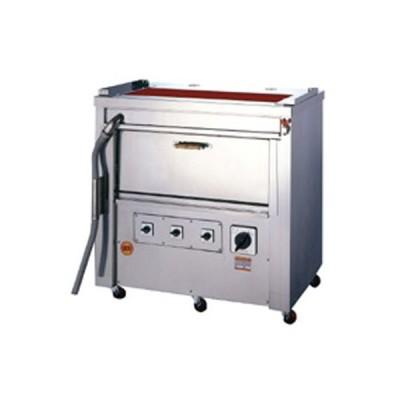 ヒゴグリラー オーブン付タイプ 業務用/新品 三相200V 幅1,020×奥行650×高さ1,040 (GO-18)