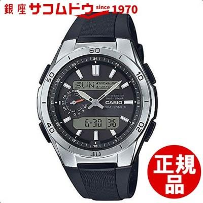 カシオ CASIO 腕時計 WAVE CEPTOR ウェーブセプター ウォッチ 腕時計 世界6局対応電波ソーラー WVA-M650-1AJF メンズ