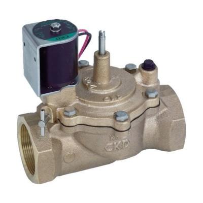 CKDCKD(シーケーディー) CKD 自動散水制御機器 電磁弁 RSV-25A-210K-P 1個 376-8783(直送品)