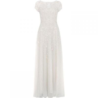フェイズ エイト Phase Eight レディース パーティードレス ワンピース・ドレス Mylee Embellished Bridal Dress Cream