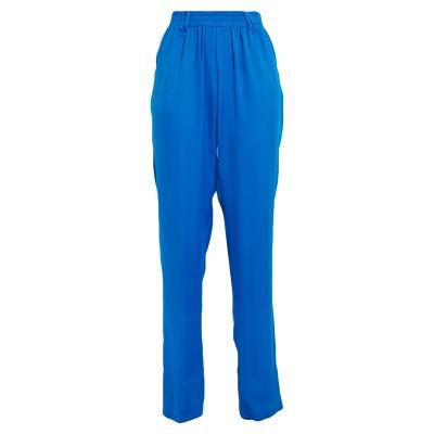プレイン・スッド PLEIN SUD パンツ アジュールブルー 36 レーヨン 90% / シルク 10% パンツ