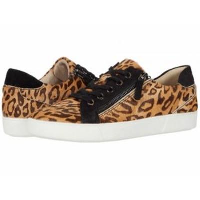 Naturalizer ナチュラライザー レディース 女性用 シューズ 靴 スニーカー 運動靴 Macayla Cheetah Print Brahma Hair/Suede【送料無料】