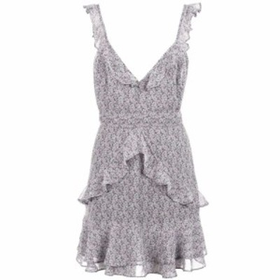 イーストオーダー The East Order レディース ワンピース ワンピース・ドレス EO Kesta Mini Dress PINK PARADISE
