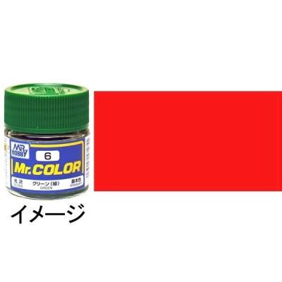 ミスターカラー モンザレッド 自動車ほか・基本色 :クレオス 光沢塗料 ノンスケール C68