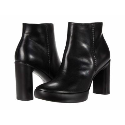 エコー ブーツ&レインブーツ シューズ レディース Shape Sculpted Motion 75 Ankle Boot Black